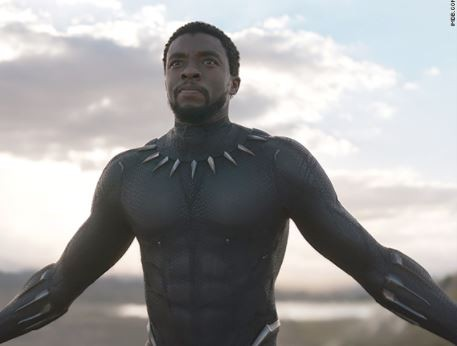 "Twitter says ""Black Panther"" is the the most-tweeted about movie of all time with over?35 million tweets"
