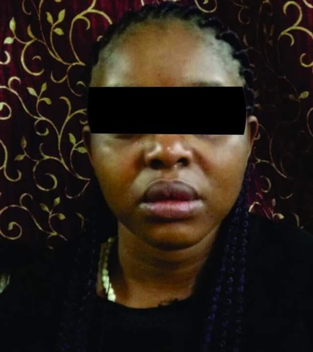 Photos: 25-year-old Nigerian woman nabbed with drugs in India
