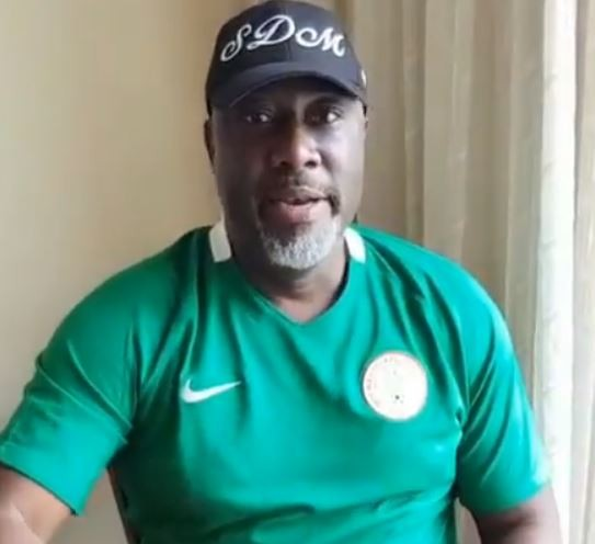 Yahya Bello will be imprisoned after his tenure - Dino Melaye sings again! (Video)