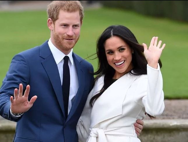 Prince Harry and Meghan Markle reveal details of their royal wedding cake?
