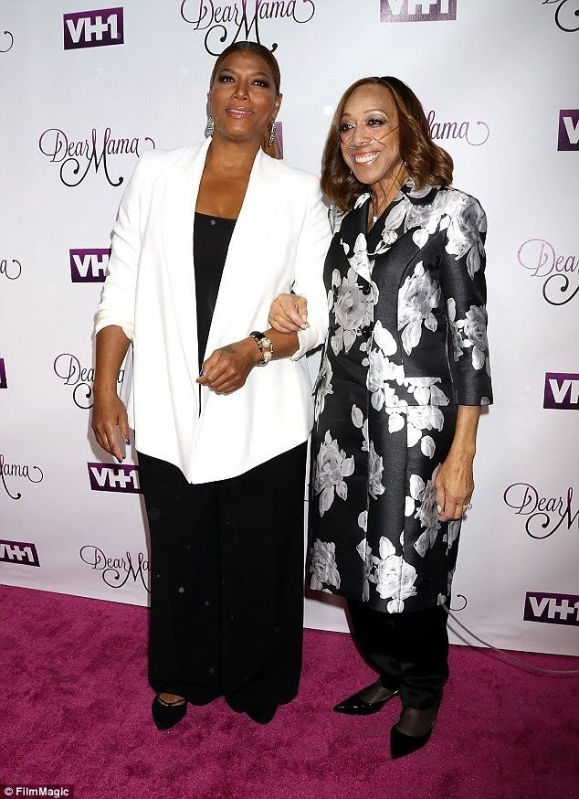 Queen Latifah loses mum to heart failure, pens emotional tribute