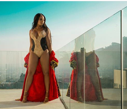 Ashanti looks sexier than ever in new photos