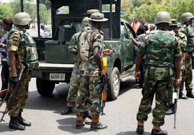 Gunmen kill 12 soldiers in Kaduna village