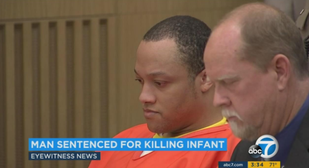 Man sentenced to life in prison for the kidnap and murder of a 3-week-old baby girl