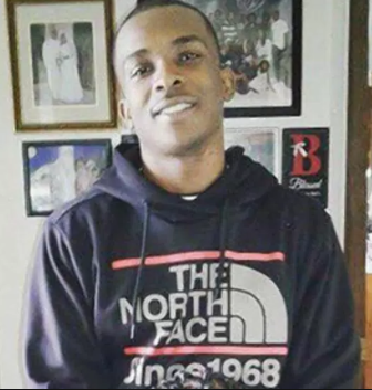 Police shot at a man 20 times in his own backyard thinking he had a gun but it was an iPhone