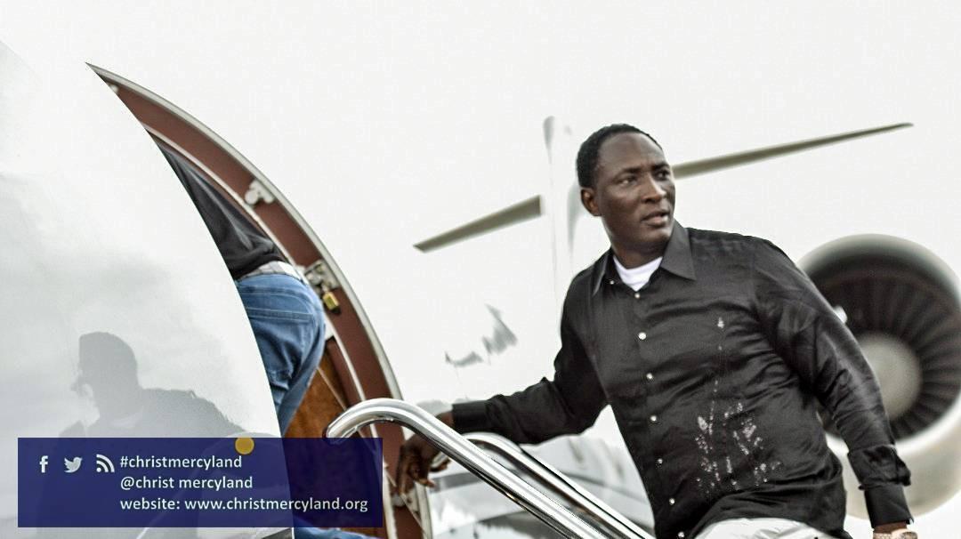 Prophet Jeremiah Omoto Fufeyin acquires private jet