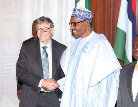The shots fired by Bill Gates at Aso Rock today were timely and well said - Ben Bruce