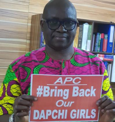 Dapchi girls return: