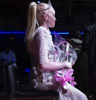 Check out the first ever Miss Albino beauty pageant held in Zimbabwe