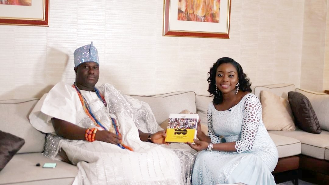 The Ooni of Ife to share his never-before-heard story on Activating Success with Love Idoko