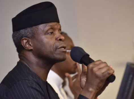7.4m pupils are benefiting from our?school feeding programme - VP, Yemi Osinbajo