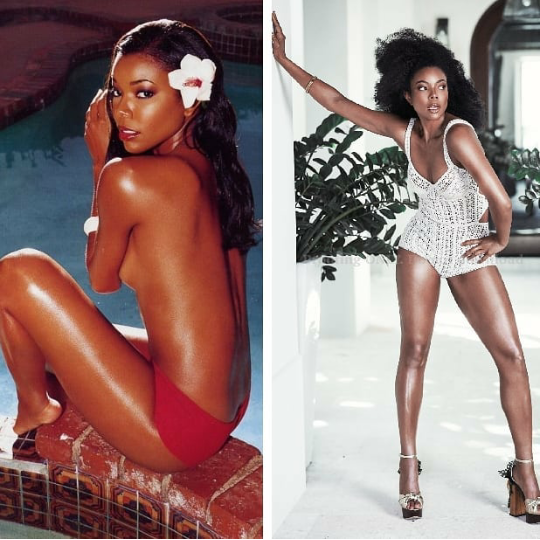 Wow! 16 years after and Gabrielle Union still looks the same