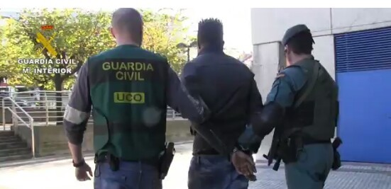 Photos: 39 Nigerian women rescued from sexual exploitation at the hands of Nigerian organised crime gang in Spain