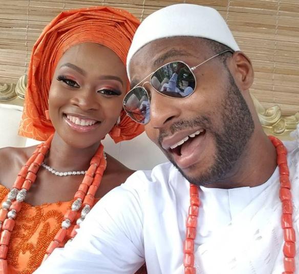Photos from the traditional wedding of writer, Okechukwu Ofili