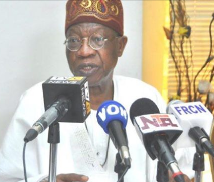 PDP reacts to Lai Mohammed
