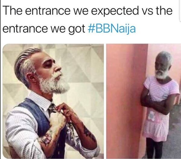#BBNaija: The entrance Nigerians expected from Anto and Khloe VS the entrance they got