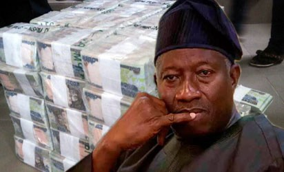 ''We have documents to prove CBN withdrew N100bn for ex-president Goodluck Jonathan before 2015 elections'' Presidency
