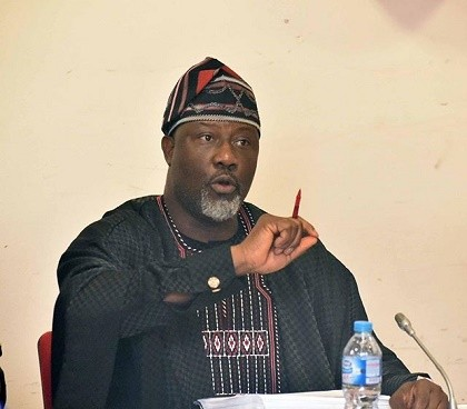 Dino Melaye petitions IG, world powers;  says there is a grand plan to murder him