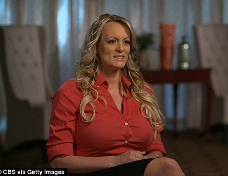 Stormy Daniels reveals how President Trump talked her into bed on the night they had unprotected sex
