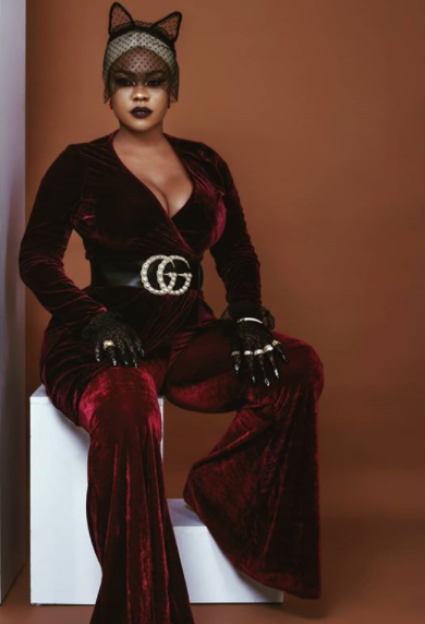 Actress, Danielle Okeke celebrates her birthday with stunning photos