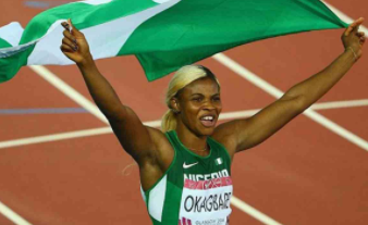 Nigerian athlete, Blessing Okagbare breaks 22-year-old African record