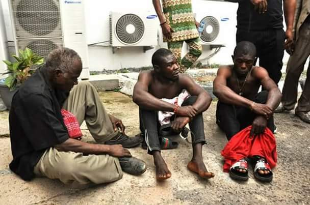 Edo State Govt hands over 70-years-old man, his two sons, 26 and 29 to police for defiling 9-year-old girl