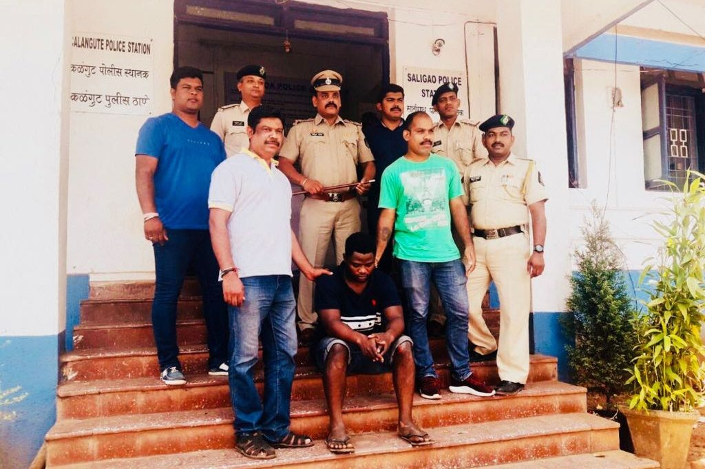 31-year-old Nigerian man arrested in India for drug possession