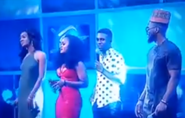 #BBNaija: Throwback video of Lolu telling Ebuka in Anto