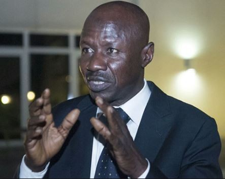 You can?t be fighting corruption and be corrupt ? EFCC boss, Ibrahim Magu