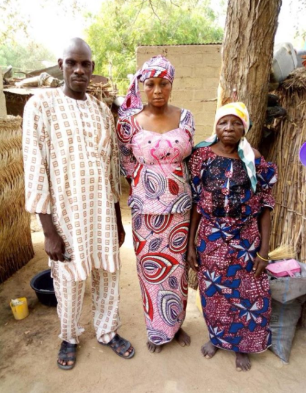 Mother of Dapchi girl held by Boko Haram because she refused to denounce her faith, reveals how Liya got such strong faith
