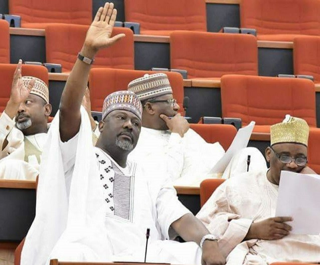 Senate sets up committee to investigate alleged gun running by Dino Melaye