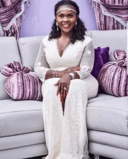Nigerian mother shocked to find her body on social media with someone else
