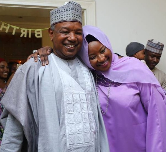 Photos from the 50th birthday celebration of Kebbi state first lady, Dr. Zainab Bagudu