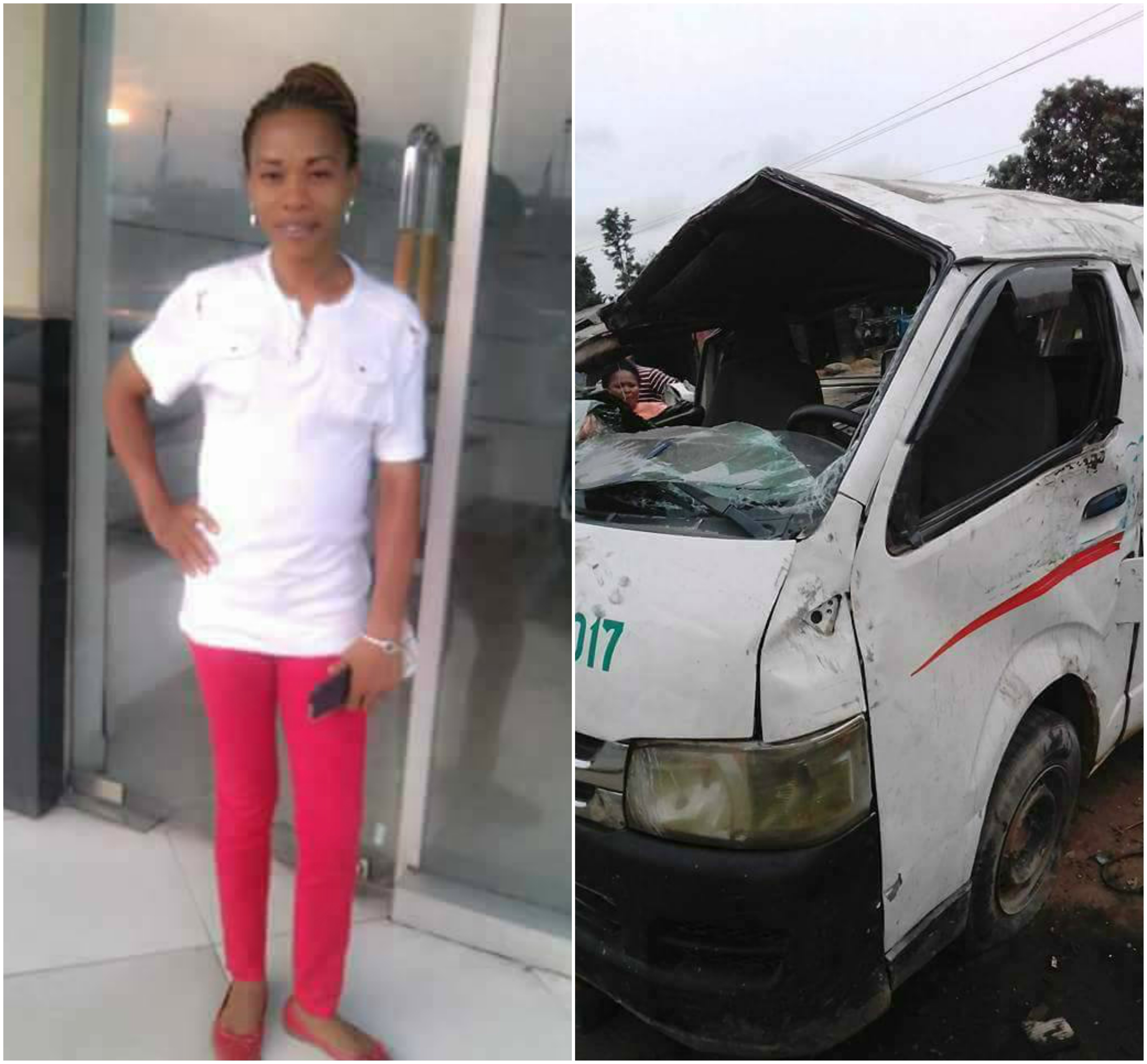 Photos: Pregnant woman dies in fatal accident