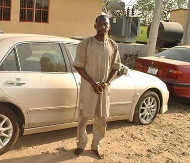 """""""I regret my action"""" - Says man who robbed his landlord of N1.7m, killed and buried him in a shallow grave"""
