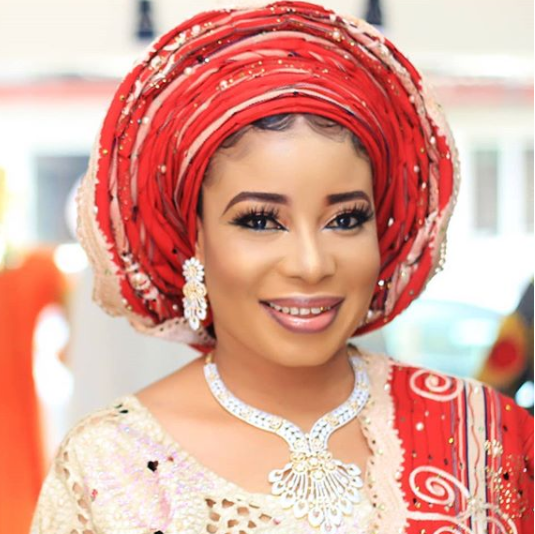 Men are contributing to joblessness and luring women into cheap prostitution - Nollywood actress, Liz Anjorin