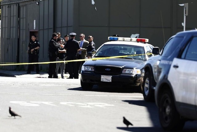 Driver plows into people on San Francisco street, killing one, 4 hurt
