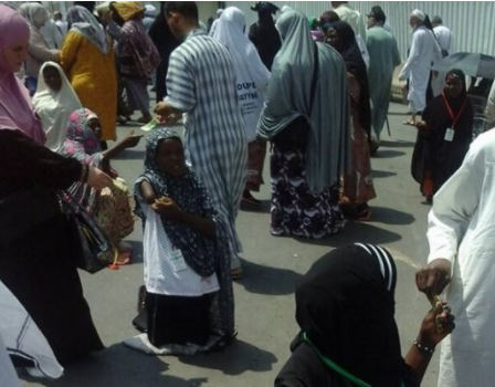 Photo:?98 beggars arrested in Kano State