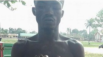 Graphic: Man beheads woman, buries her body in Enugu