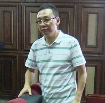 Chinese man,?Li Yanping arraigned for concealing $300k at the Abuja airport (Photo)