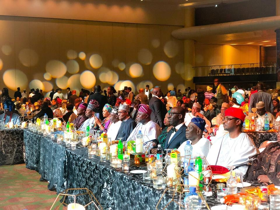 Photos from the Lagos state government