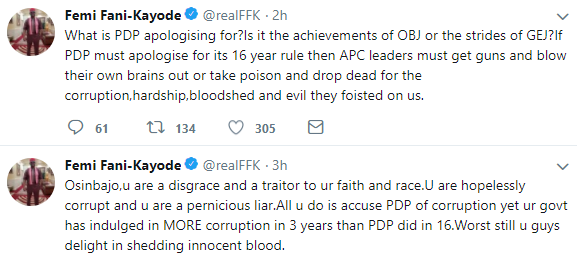 FFK to VP Yemi Osinbajo: