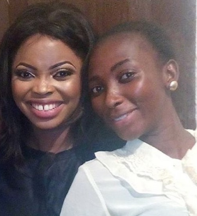 Actress, Juliana Olayode mourns the death of her sister