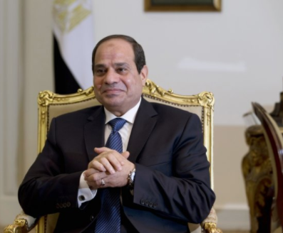 Egyptian president wins second term with over 90?percent votes