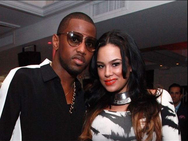 Rapper Fabolous punched his Babymama seven times, she lost two front teeth