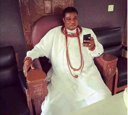 Delta State?traditional ruler, Chief Newton Agbofodo sentenced to death