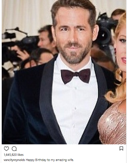 Ryan Reynolds reacts to rumors his marriage is in crisis in a hilarious manner