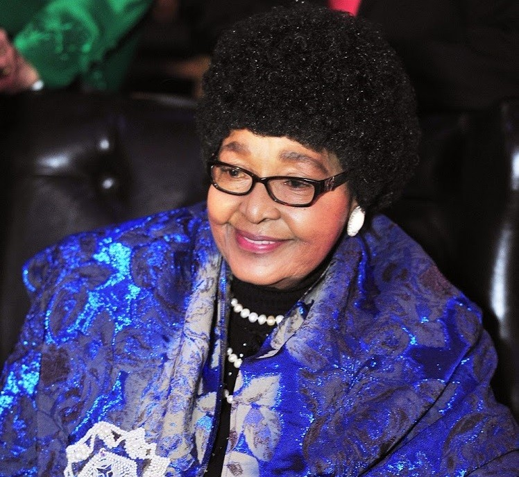 Breaking: Winnie Mandela has died at the age of 81