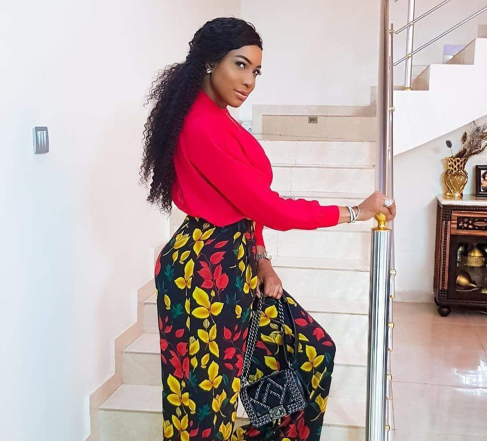 Chika Ike writes about how she never liked her body growing up and how she feels about it now