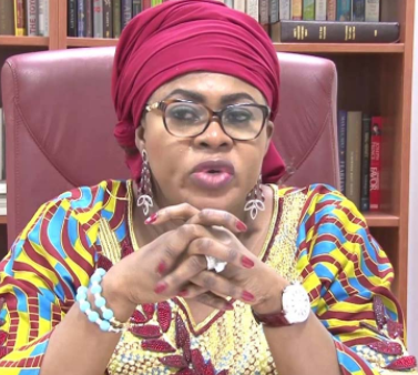 Stella Oduah reacts to the inclusion of her name in FG